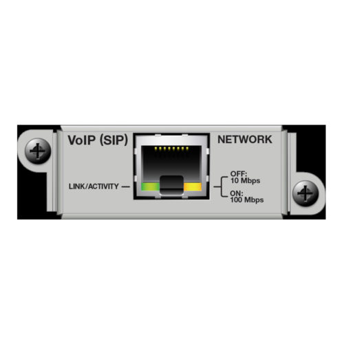 2 Line VoIP Interface Card