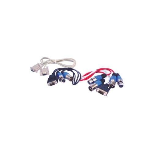 Cable Set XLR Audio