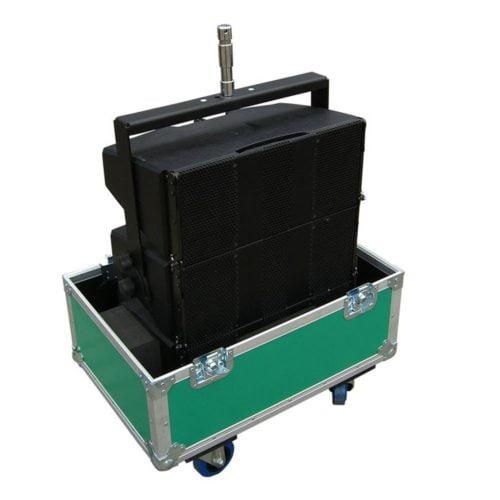 Touring case 2 x T10 lid