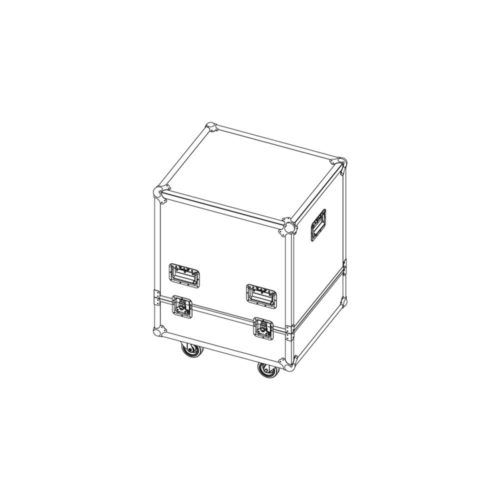 Touring Case 2xY Flying frame