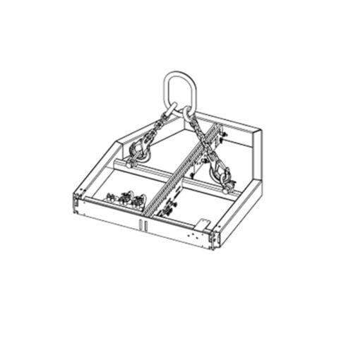 V Safety chainset