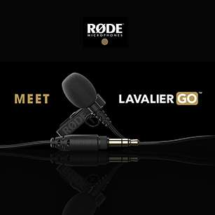 Rode Lavalier Go