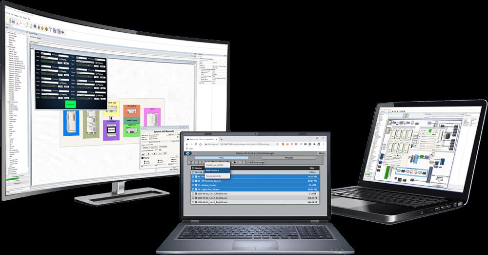 Composer 8.0 Symetrix