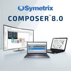 Symetrix Composer 8.0