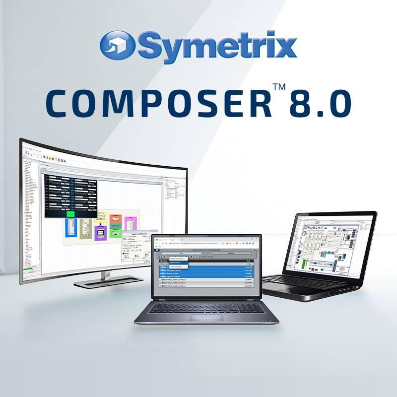 Symetrix Composer 8.0
