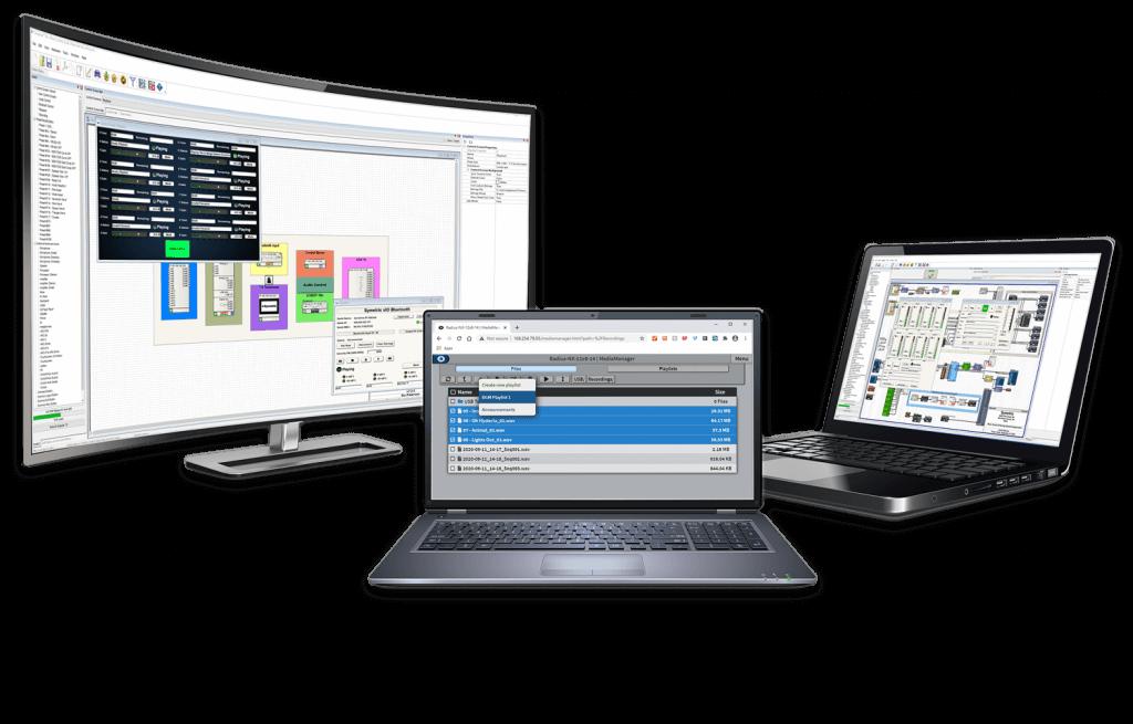 Download Symetrix Composer 8.0