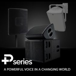 P Series - A POWERFUL VOICE IN A CHANGING WORLD