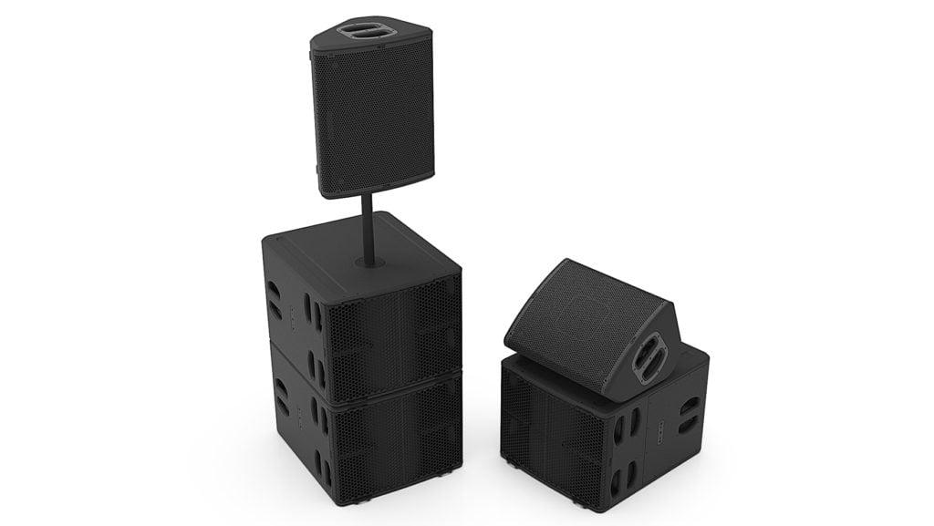 Nexo P Series Speakers