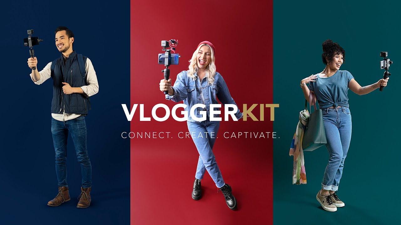 Introducing the RØDE Vlogger Kits