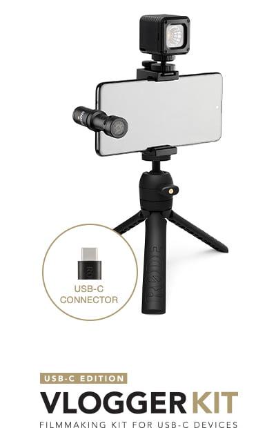 Vloggerkit USB-C Edition