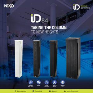 NEXO ID84 Taking the column to new heights