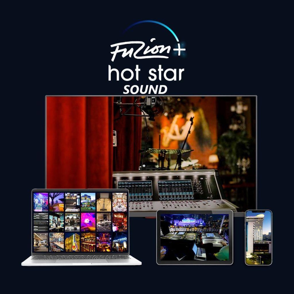 """""""Fuzion+ Hot Star Sound"""" คอเสียงจะได้อะไรบ้าง?"""