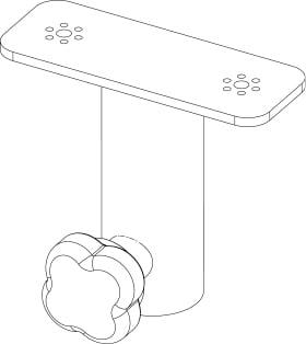 Pole Mount Adapter